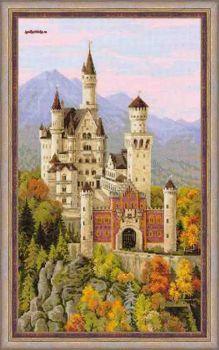 Нойшванштайн 1520