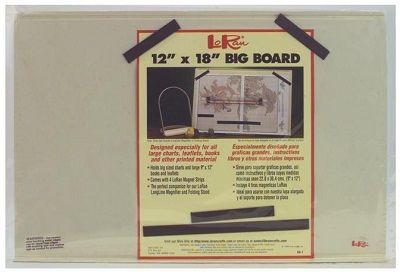 Metal board with ruler BB-1 / Металлическая доска с магнитами