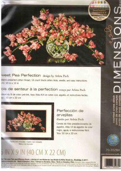 Sweet Pea Reflection 70-35284 / Душистый горошек