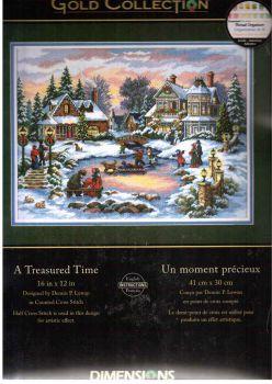 A Treasured Time 08569 / Былые времена