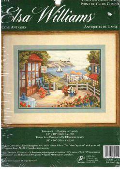 Cove Antiques 02191 / Старинная бухта