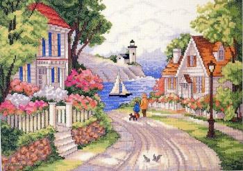 Seaside Stroll 03251 / Приморская Прогулка