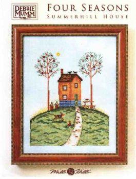 Summerhill house DMP002E / Летний дом