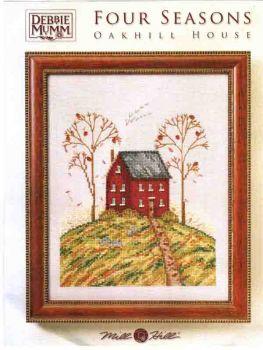 Oakhill house DMP003E / Дом на дубовом холме