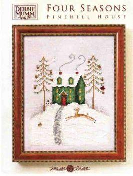 Pinehill house DMP004E / Дом на сосновом холме