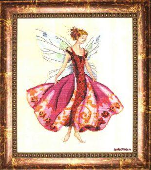 January s Garnet Fairy MD-108 / Фея Январский гранат