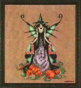 Luna, Bewitching Pixies NC-205 / Ведьмочка Луна