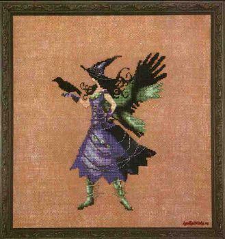 Cleo, Bewitching Pixies NC-209 / Ведьмочка Клео
