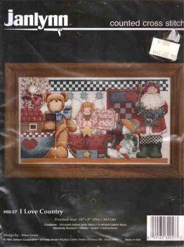 I Love Country 89-57 / Я люблю страну