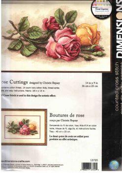 Rose Cuttings 13720  / Срезанные розы