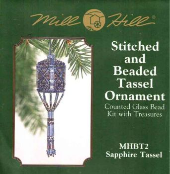 Sapphire Tassel MHBT2 / Сапфировая гирлянда