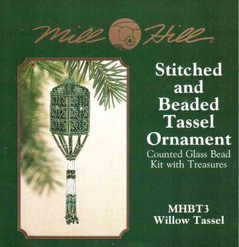 Willow Tassel MHBT3 / Зеленая гирлянда