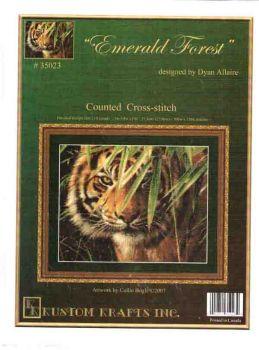 Emerald Forest 35023 / Изумрудный лес