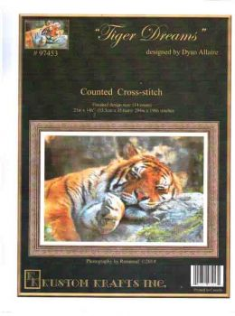 Tiger Dreams 97453 / Сны тигра