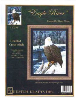 Eagle River 97353 / Речной орёл