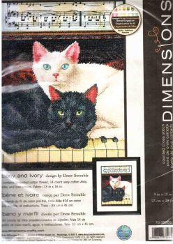 Ebony and Ivory 70-35269 / Черное и белое
