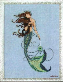 Renaissance Mermaid MD-151 / Русалочка эпохи возрождения ( схема )