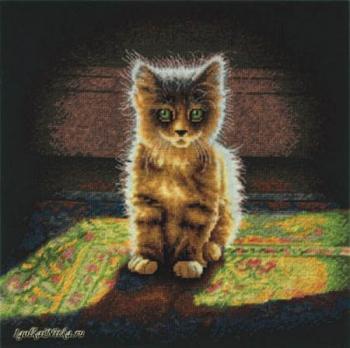 Warm and Fuzzy Kitten 70-35286 / Пушистый котенок