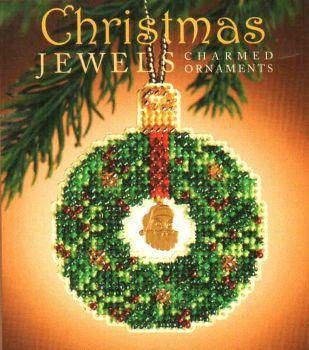 Emerald Wreath MH16-1305 / Изумрудный венок
