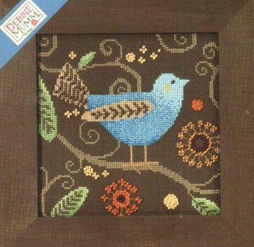 Blue Bird DM30-1811 / Голубая птица
