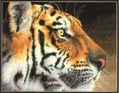Regal Tiger 35171 / Царственный тигр