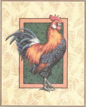 Regal Rooster 35036 / Царственный петух