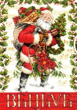 Believe in Santa 70-08980 / Верь в Санту