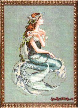 Enchanted Mermaid MD-84 / Зачарованная русалочка ( схема )