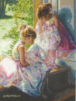 Ballerina Dreams 70-35280 / Мечты балерины