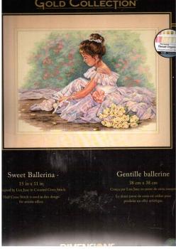 Sweet Ballerina 35245 / Маленькая балерина