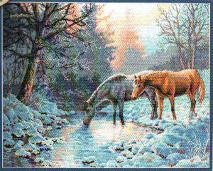 Frosty Morning 70-35294 / Морозное утро