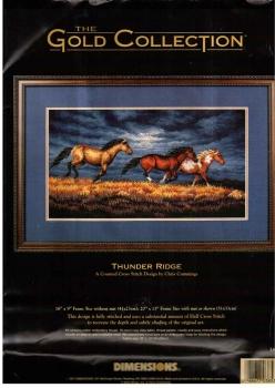 Thunder Ridge 3853 / Раскат грома