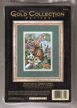 Fantastic Creatures 6712 / Фантастические существа
