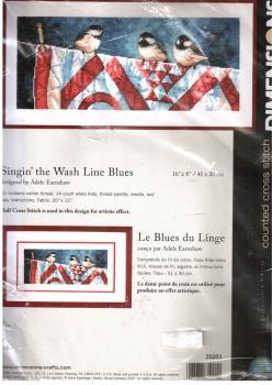Singin The Wash Line Blues 35201 / Блюз на бельевой веревке