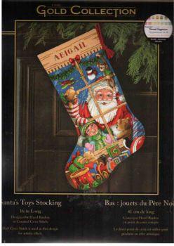 Santa s Toys Stocking 8818 / Сапожок Игрушки от Санты