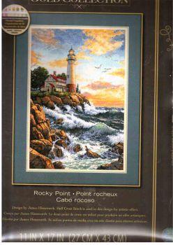 Rocky Point 3895  / Маяк на скале