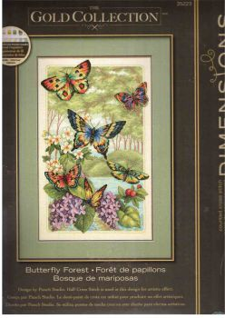 Butterfly Forest  35223 / Лес бабочек