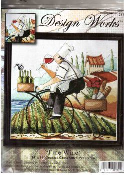Fine Wine 2772 / Отличное вино