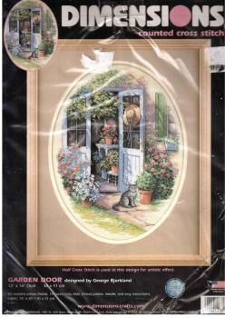 Garden Door 35124 / Садовые двери