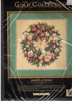 Wreath of Roses 3837 / Венок из Роз