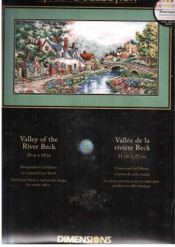 Valley of the River Beck 3753 / Долина Реки Бек