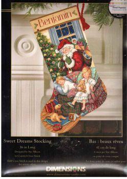 Sweet Dreams Stocking 8740 / Сапожок Сладкие Сны