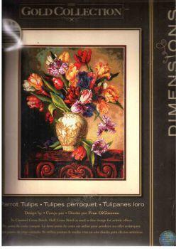 Parrot Tulips 70-35305 / Махровые Тюльпаны