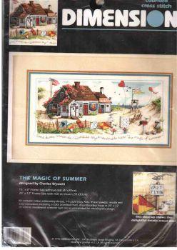 The Magic of Summer 3807 / Магия Лета