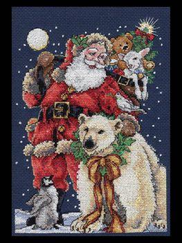 Beloved Santa 08676 / Любимый Санта