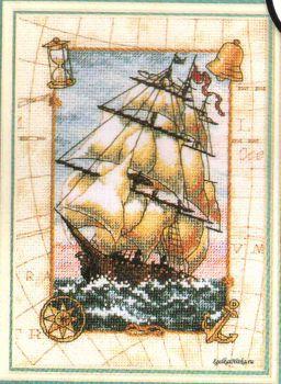 Voyage at Sea 6847 / Путешествие по Морю