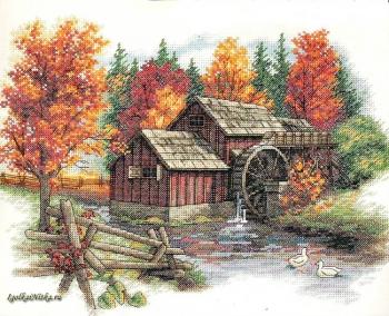 Glory of Autumn 35199 / Красота осени