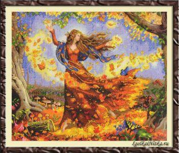Fall Fairy 70-35262 / Осенняя фея