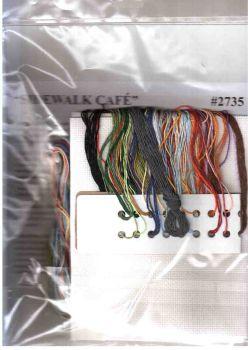 Sidewalk Cafe 2735 / Уличное Кафе