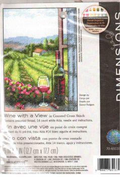 Wine With A View 70-65137 / Вино с Видом